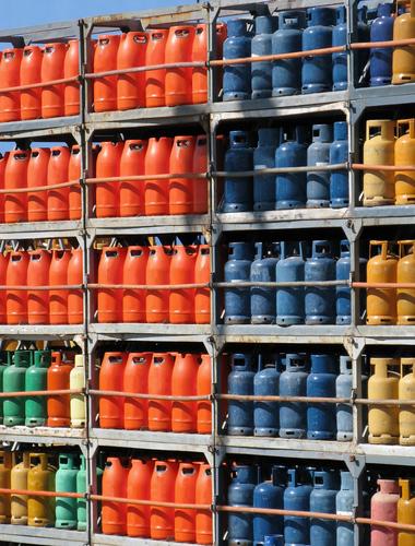 Vente et livraison bouteilles de gaz Templeuve